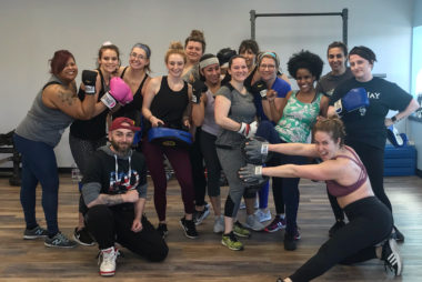 Kickboxing Bootcamps
